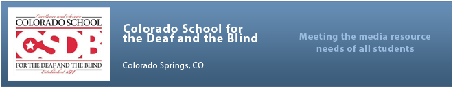 Colorado School for the Dead and the Blind